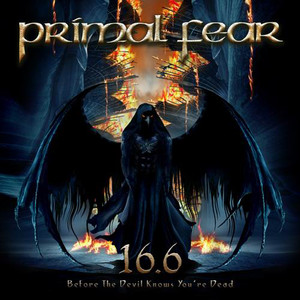 16.6 (Before the Devil Knows You're Dead) album