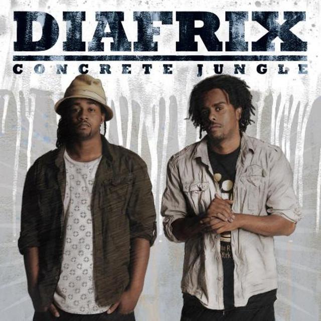 diafrix concrete jungle