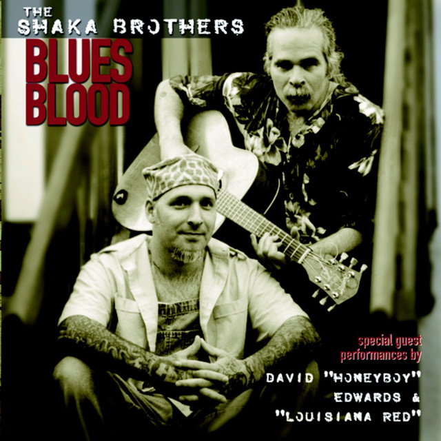 Blues Blood (feat. David ' Honeyboy ', Edwards, ' Louisiana Red ')