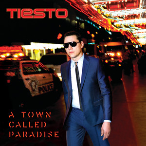 Tiësto, Christian Burns Shimmer cover