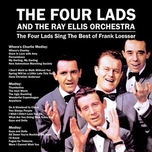 The Four Lads, The Ray Ellis Orchestra I Wish I Didn't Love You So cover