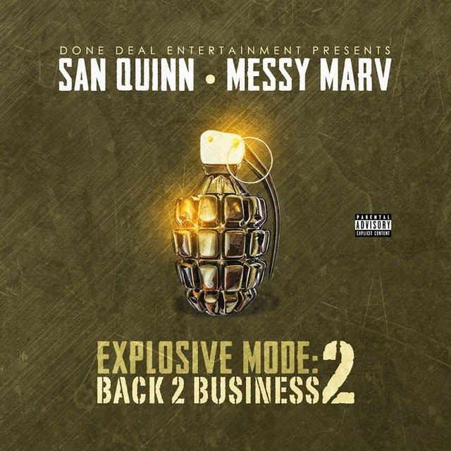 Explosive Mode 2: Back 2 Business