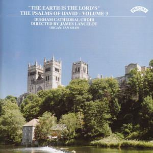 "Psalms of David Vol 3: ""The Earth Is the Lord's"" album"