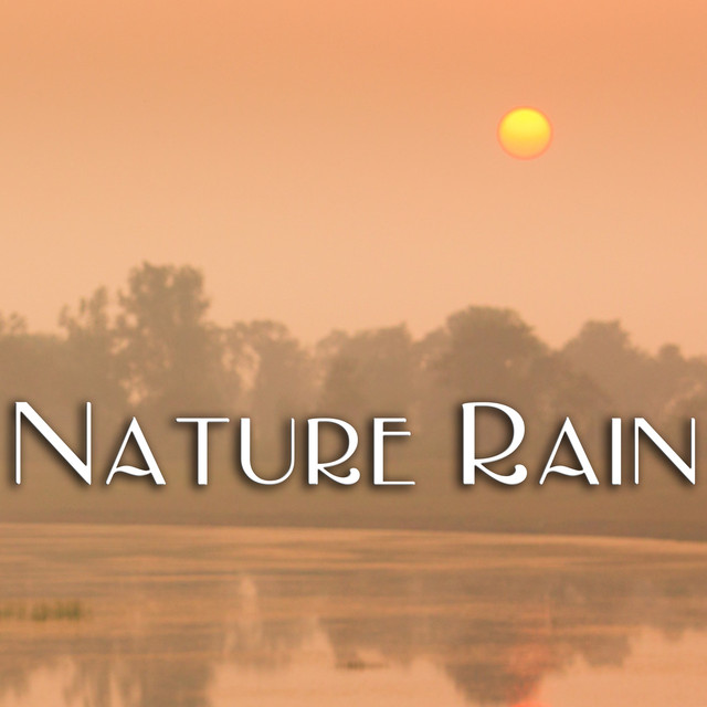 Nature Rain Albumcover
