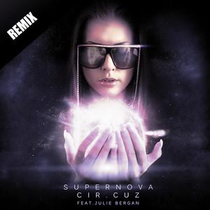 Supernova Remixed (feat. Julie Bergan) Albumcover