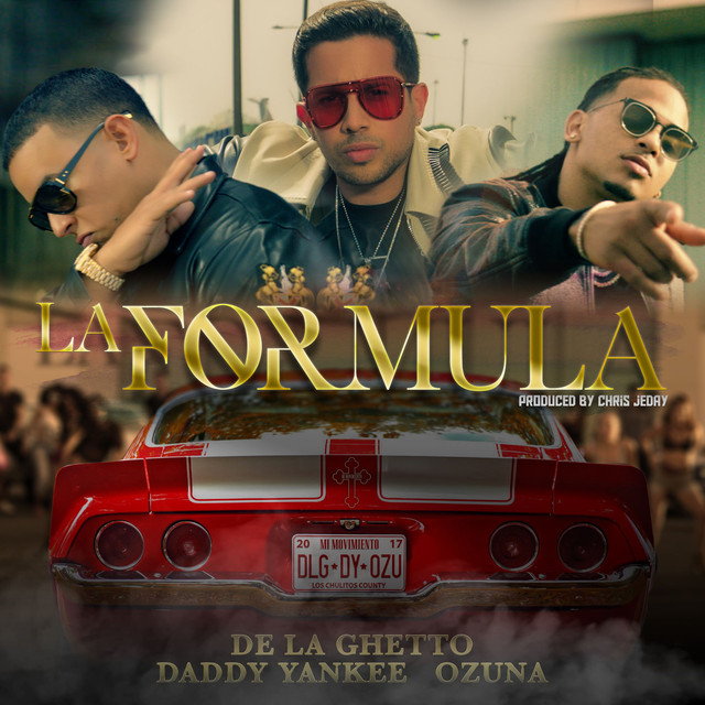 La Formula (feat. Chris Jeday)