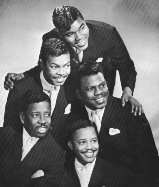 The Manhattans Kiss And Say Goodbye (Instrumental Version) cover