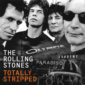 The Rolling Stones Totally Stripped album