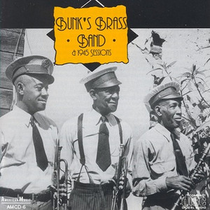 Bunk's Brass Band & 1945 Sessions album