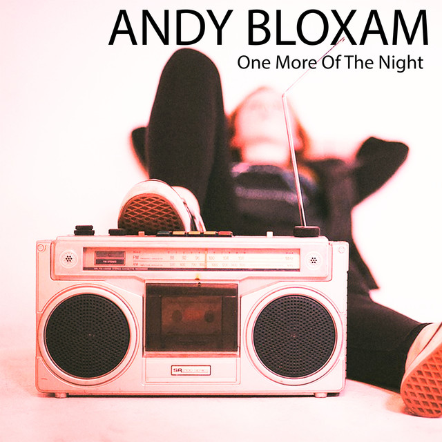 Album cover for One More of the Night by Andy bloxam