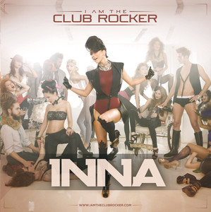 I Am The Club Rocker Albumcover
