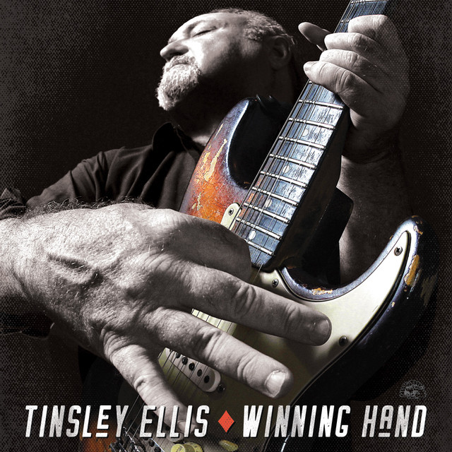 Album cover for Winning Hand by Tinsley Ellis