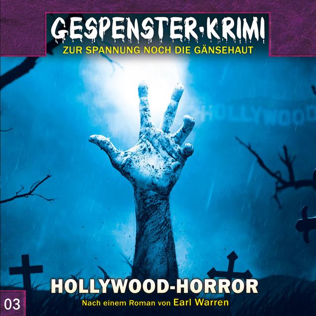 Folge 03: Hollywood-Horror Cover