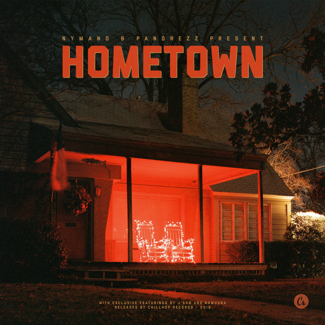 Album cover for Hometown by Nymano, Pandrezz