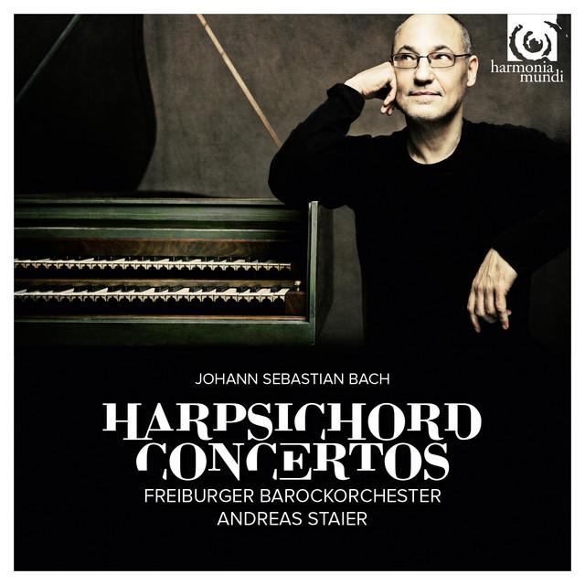 J. S. Bach: Harpsichord Concertos Albumcover