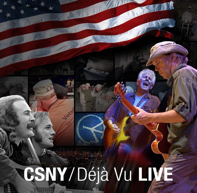 CSNY/Déjà Vu Live