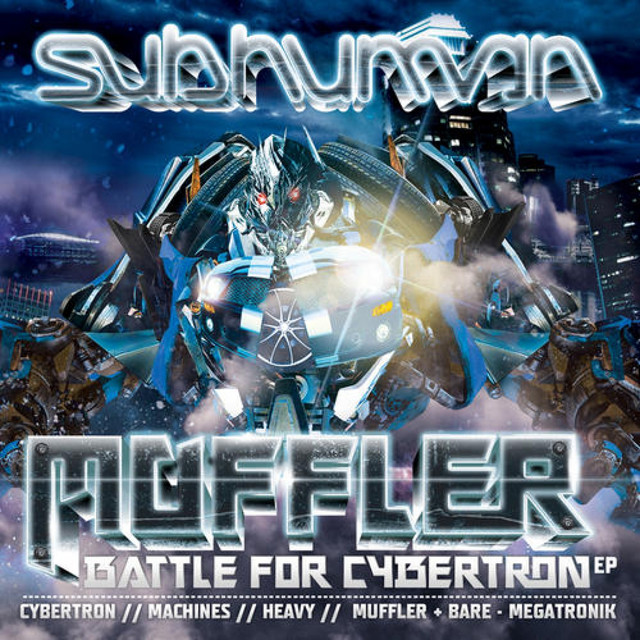Battle For Cybertron EP