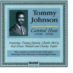 Tommy Johnson 1928 - 1929 album