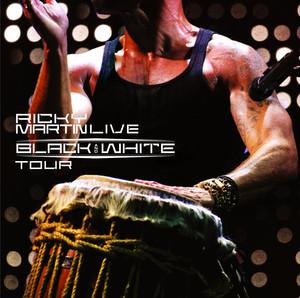 Ricky Martin... Live Black & White Tour Albumcover