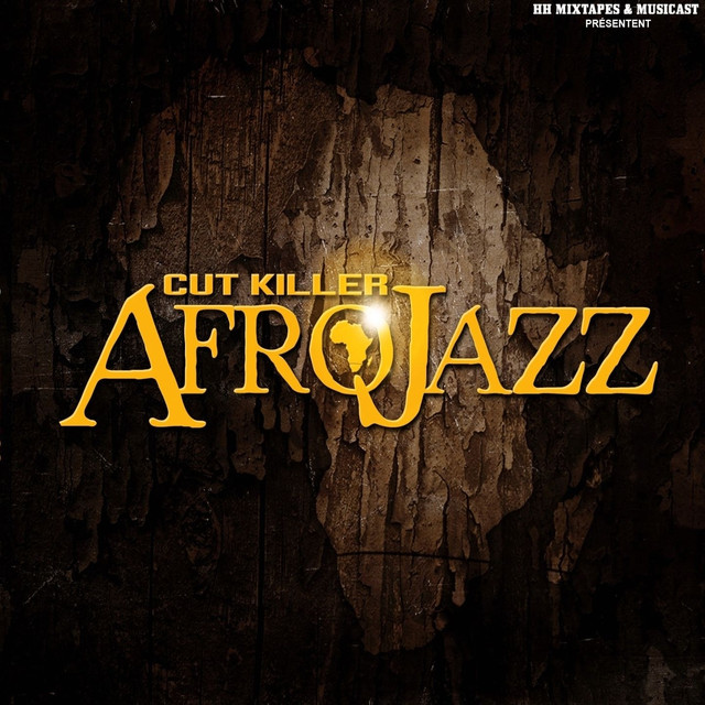 Cut Killer Afro Jazz