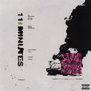 11 Minutes (with Halsey feat. Travis Barker) Albümü