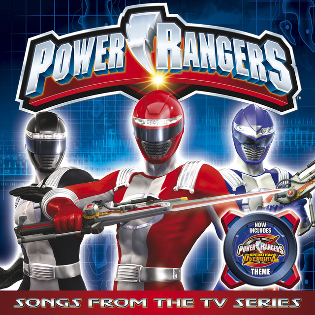 Power Rangers SPD Theme. By Various Artists