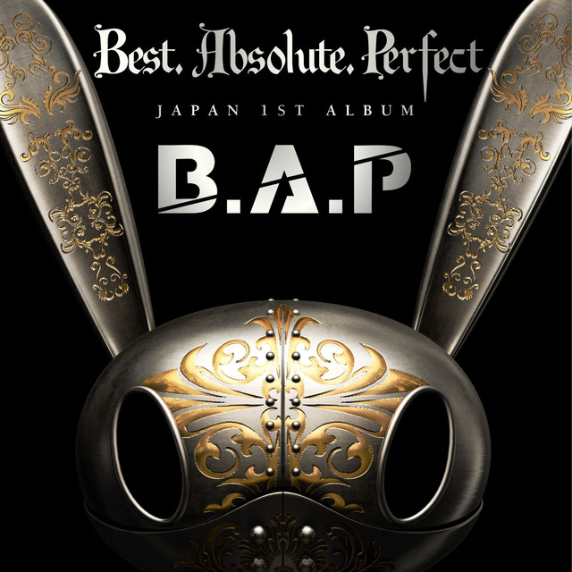 Album cover for Best. Absolute. Perfect by B.A.P