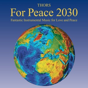 FOR PEACE 2030 Albumcover