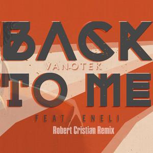 Back to Me (Robert Cristian Remix) Albümü