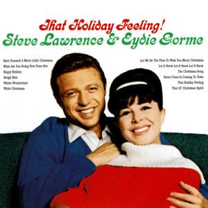 Steve Lawrence, Eydie Gormé Winter Wonderland cover