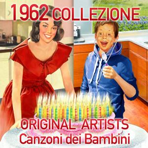 1962 Collezione Canzoni Per Bambini Albumcover