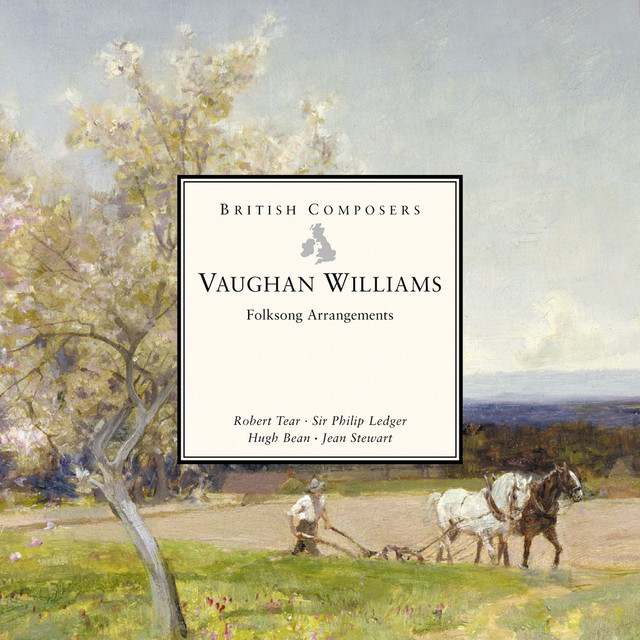Vaughan Williams: Folksong Arrangements Albumcover