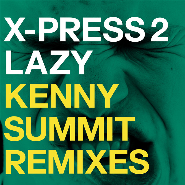 Lazy (feat. David Byrne) [Remixes]
