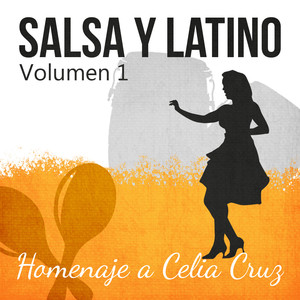 Salsa y Latino - Homenaje a Celia Cruz (Volumen 1) Albumcover