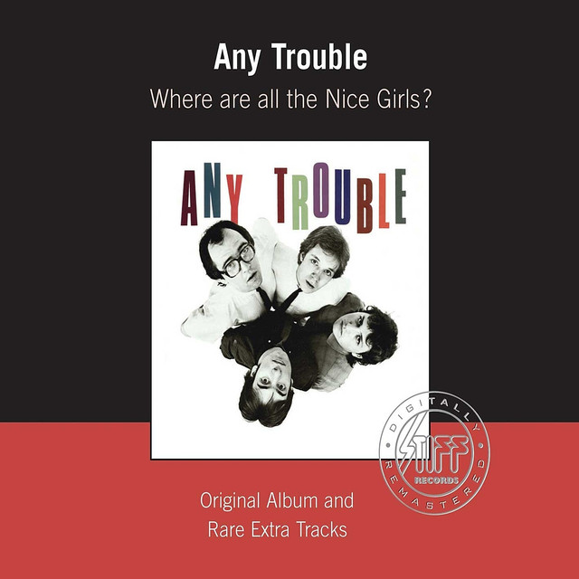 Any Trouble Where Are All the Nice Girls? album cover