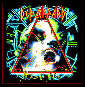 Def Leppard Love Bites cover
