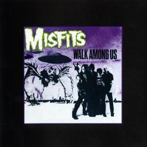 Walk Among Us Albumcover