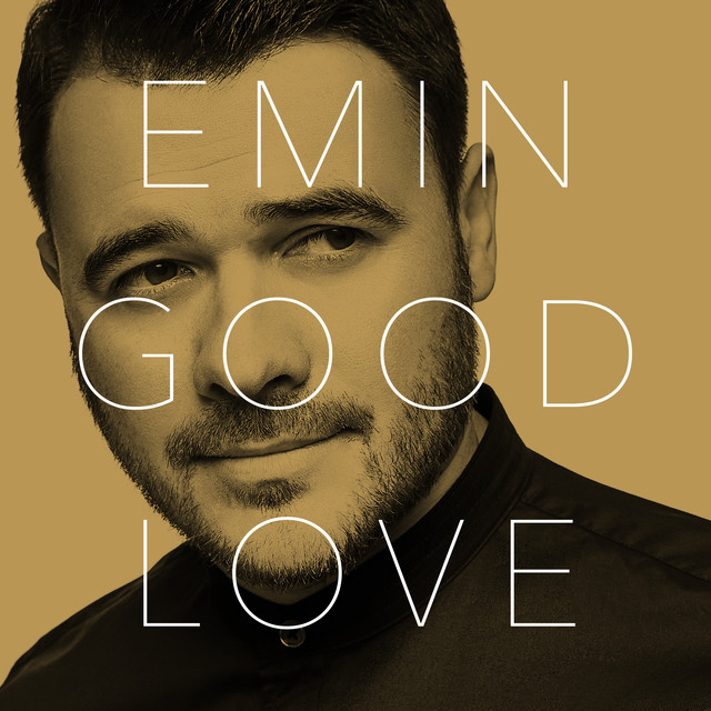 Album cover for Good Love by Emin