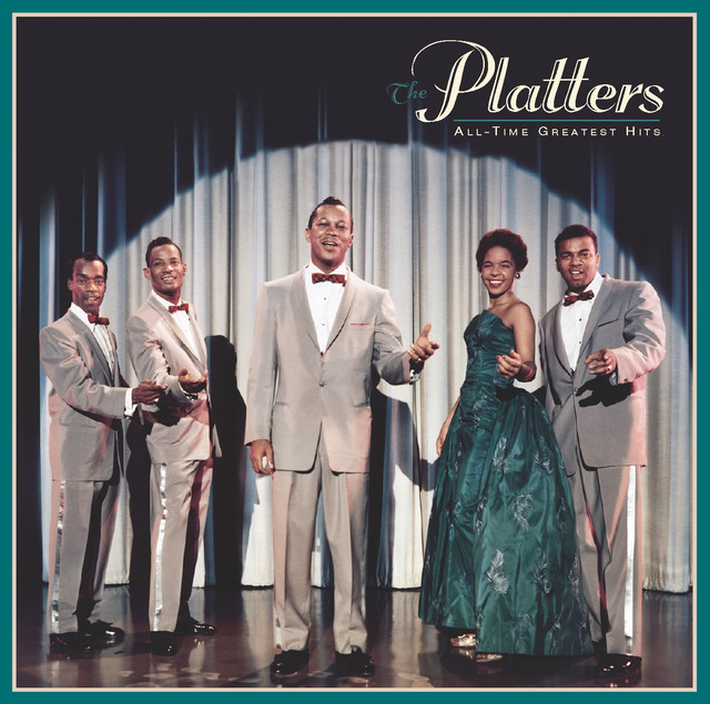 The Platters All-Time Greatest Hits album cover