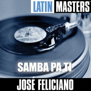 Latin Masters: Samba Pa Ti Albumcover