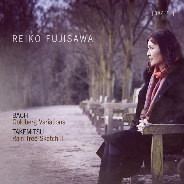 Bach: Goldberg Variations, BWV 988 - Takemitsu: Rain Tree Sketch II
