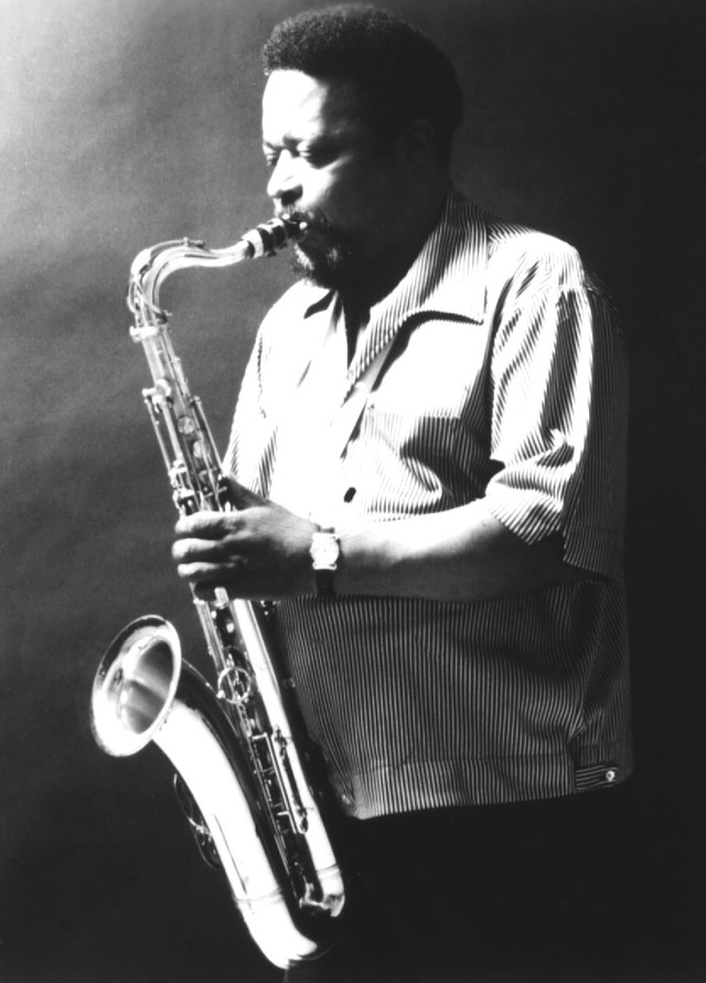 Gene Ammons Stormy Monday Blues cover