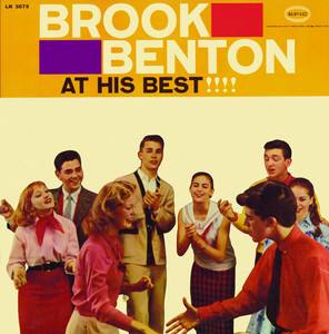 Brook Benton At His Best!!!! + bonus tracks