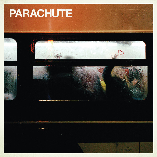 Album cover for Parachute by Parachute