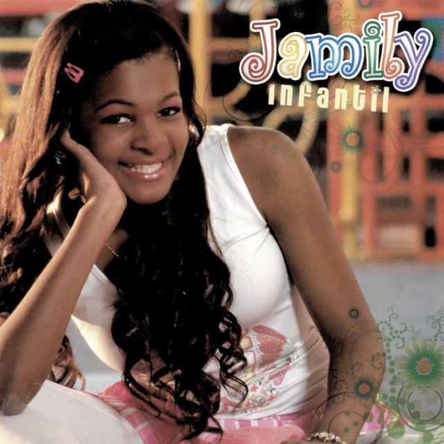 Album cover for Jamily Infantil by Jamily
