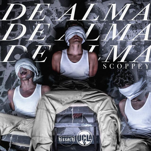 Album cover for De Alma by Scoppey