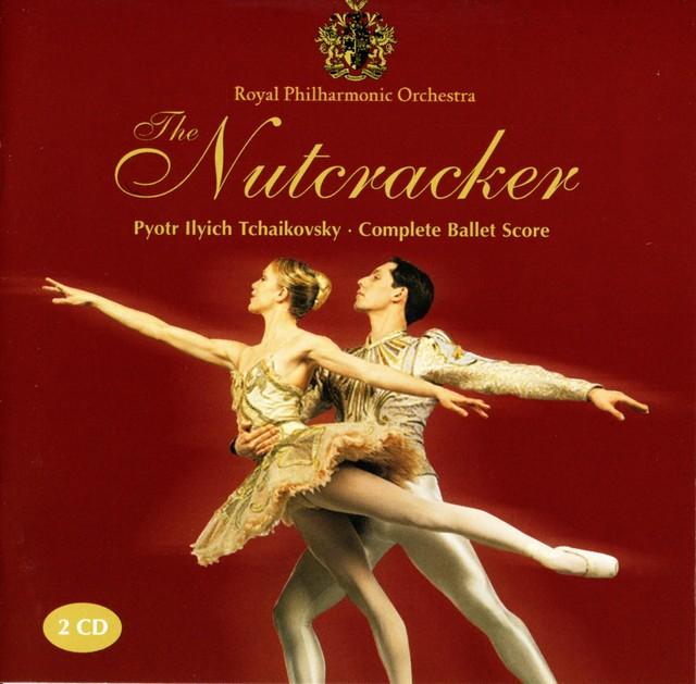 Tchaikovsky, P.I.: The Nutcracker [Ballet] Albumcover