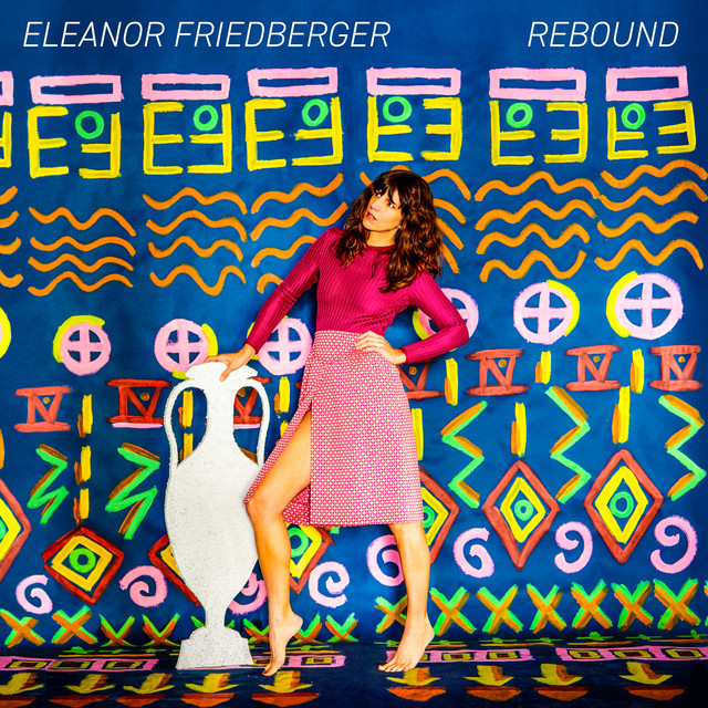 Album cover for Rebound by Eleanor Friedberger