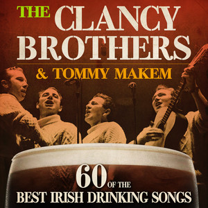 The Clancy Brothers, Tommy Makem The Irish Rover cover