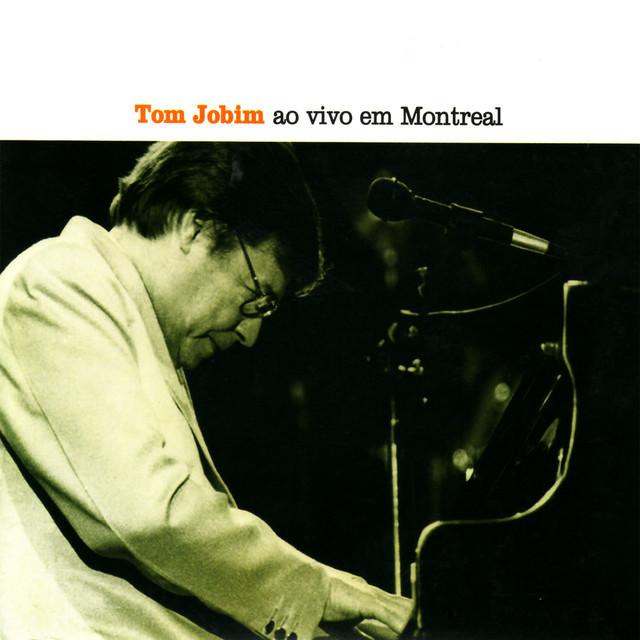 Antônio Carlos Jobim Ao vivo em Montreal album cover